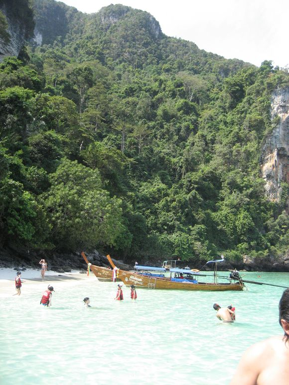 Honeymoon Part 2 - Ko Phi Phi Don